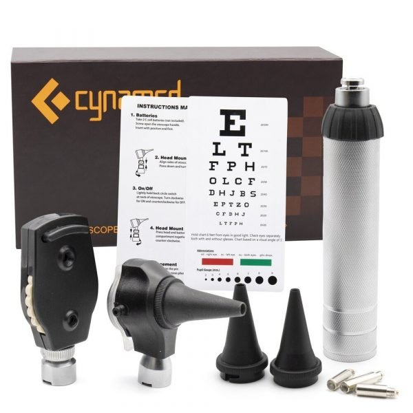 Otoscope and Ophthalmoscope Set