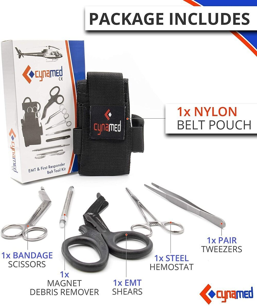 Cynamed First Responder Medical Tool Kit 2