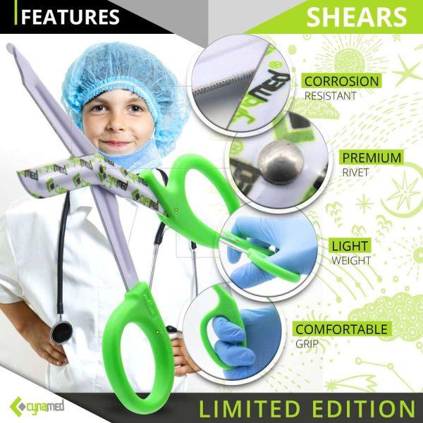 Scissor Features