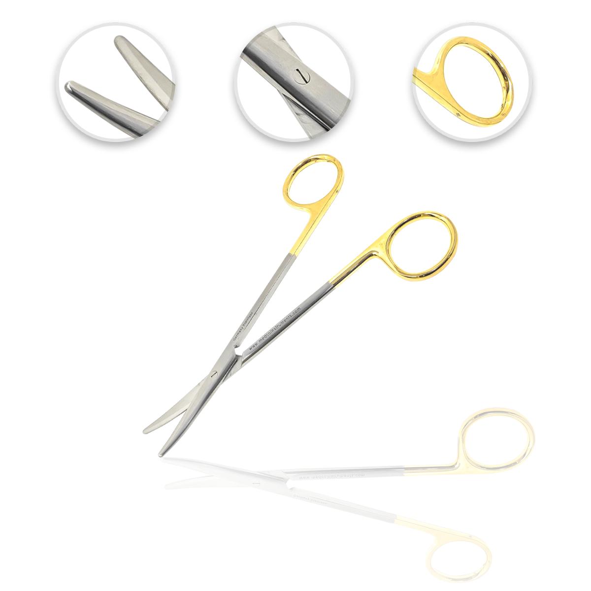 Metzenbaum Dissecting Scissors 6