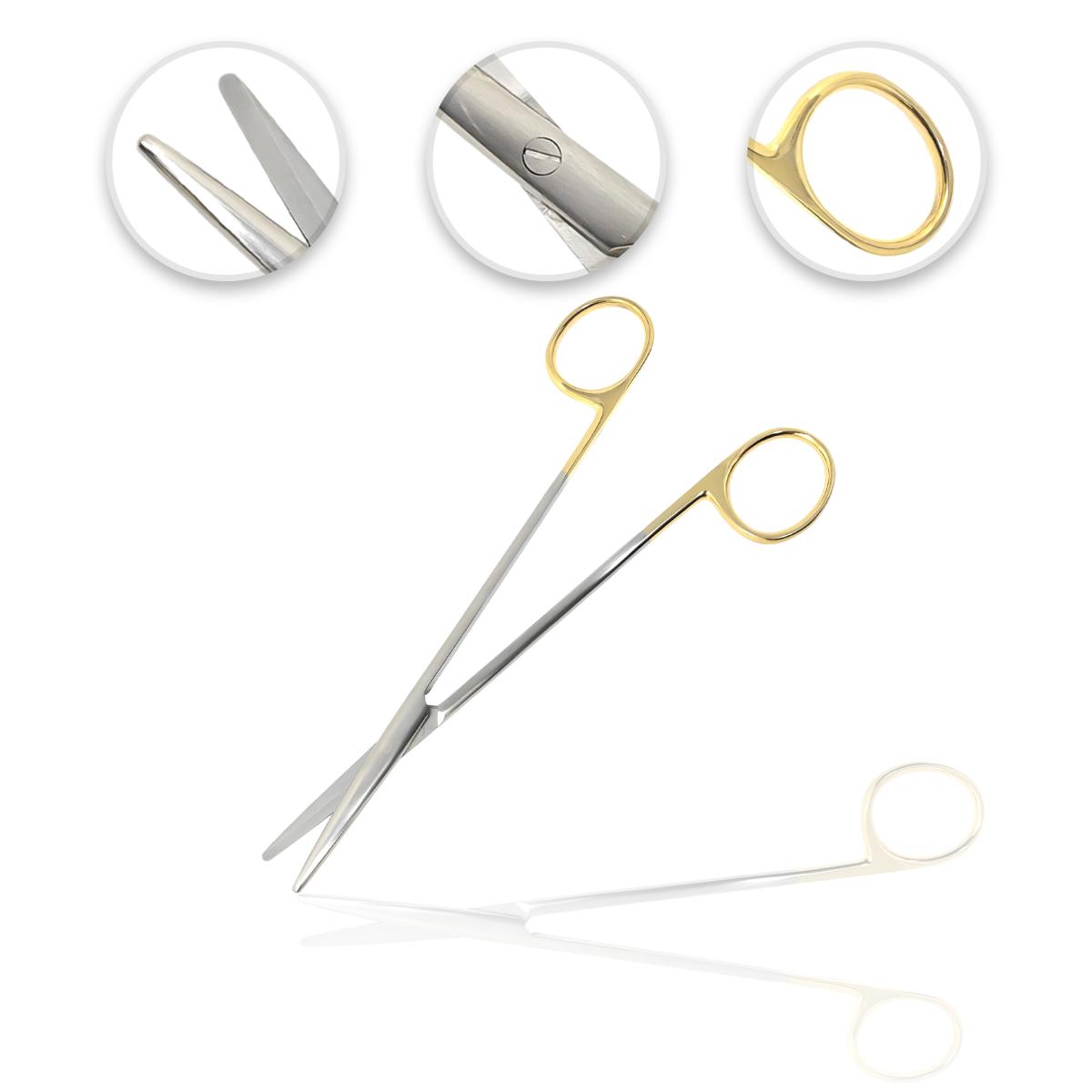 Metzenbaum Dissecting Scissors 4