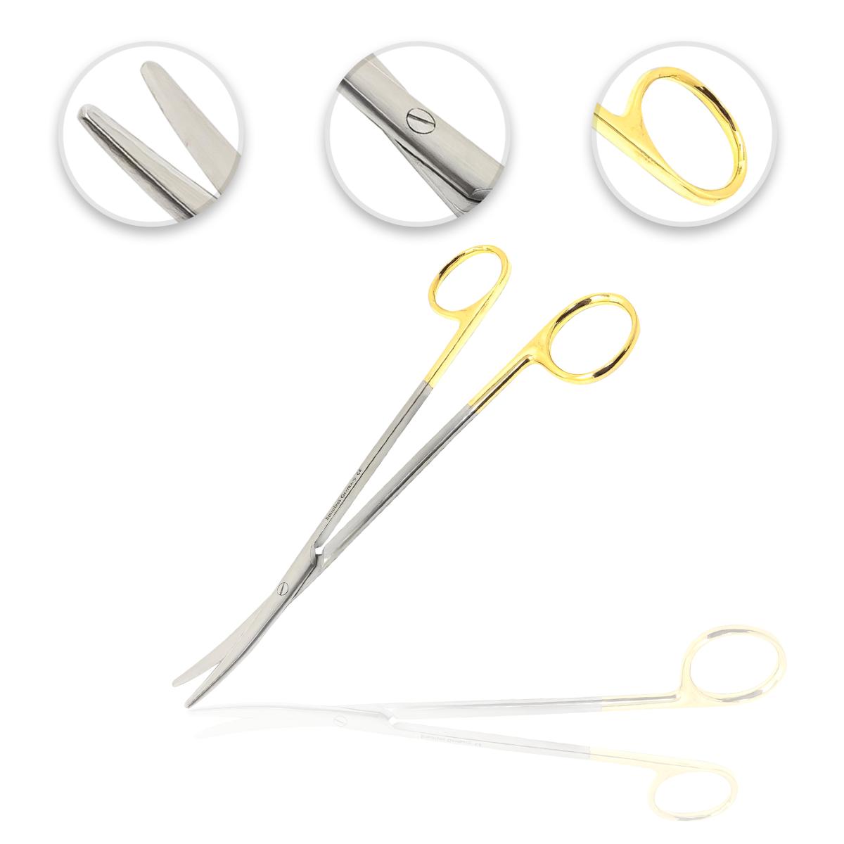 Metzenbaum Dissecting Scissors 3
