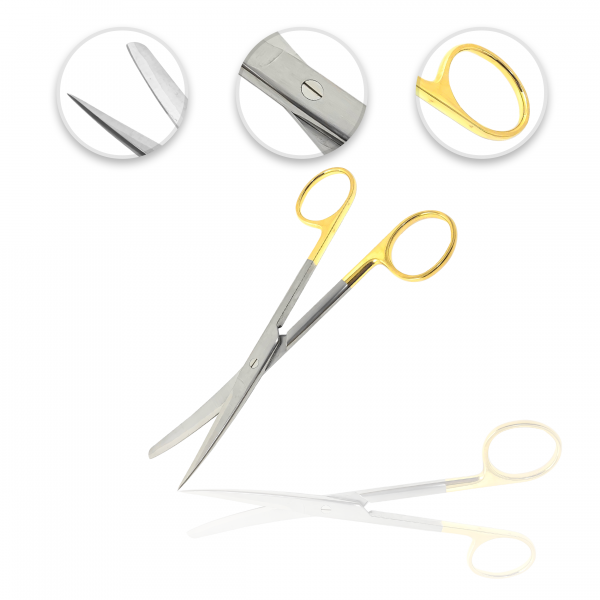 Cynamed Mayo Dissecting Scissors