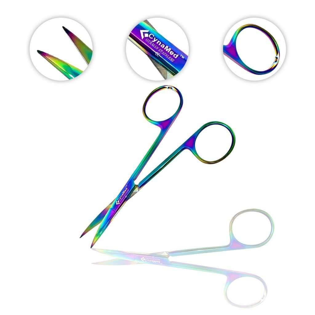 Iris Micro Dissecting Scissors