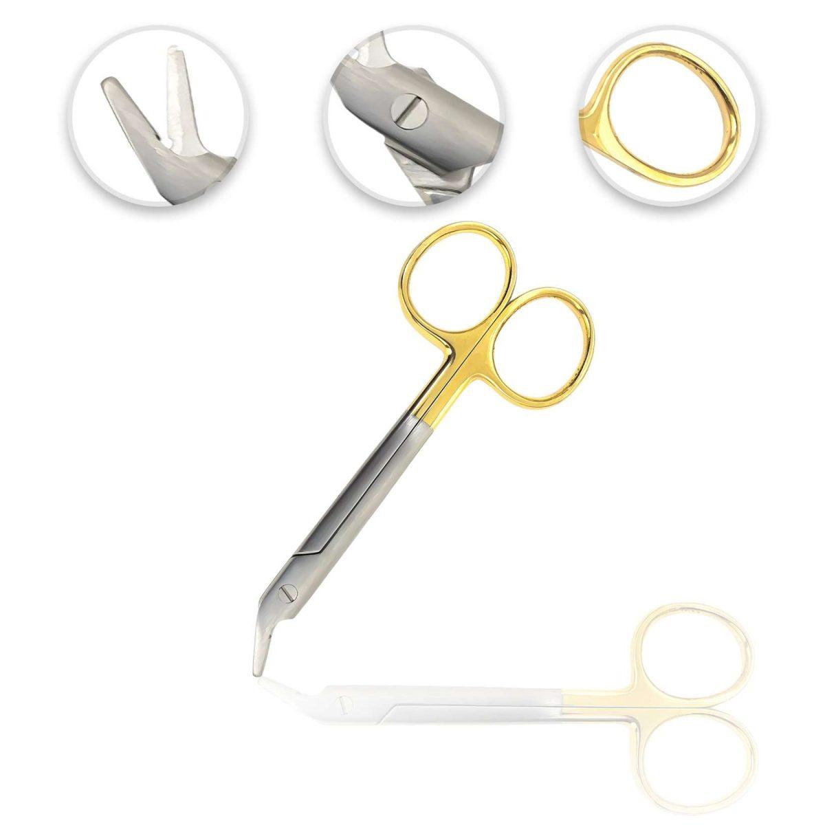 TC Wire Cutting Scissors