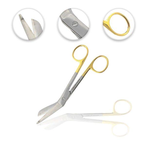 TC Lister Bandage Scissors