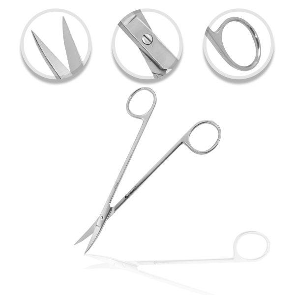 O.R. Grade Kelly Scissors