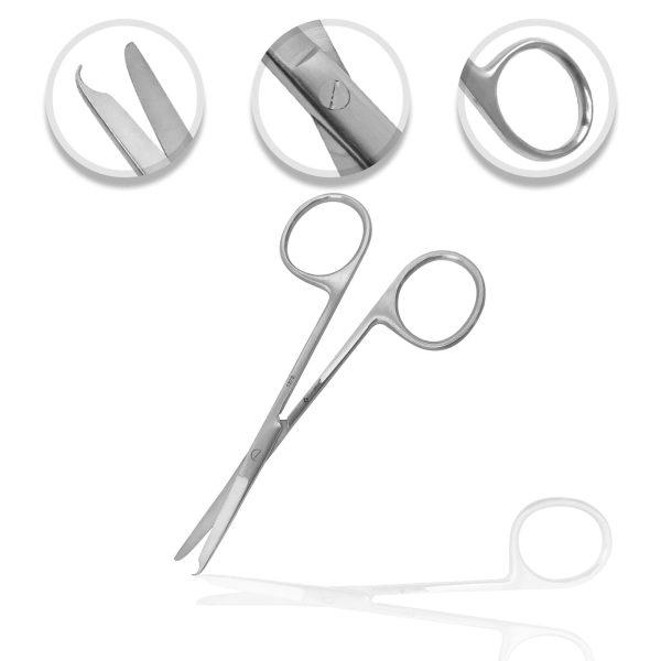 Stitch Suture Removal Scissors